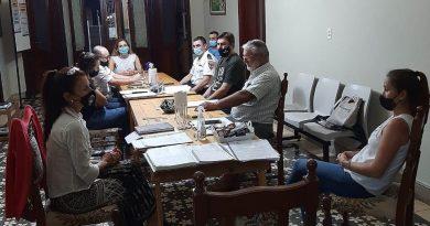 Evangelina Vigna abrió el año legislativo en Col. Vignaud