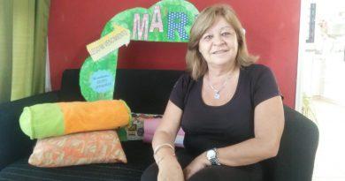 (🔊 ) – ¡Colgó el silbato! Marisa Curiotti repasó su carrera como profe de educación física