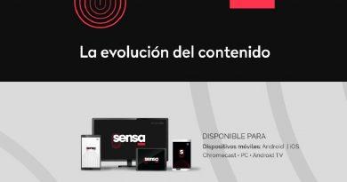 Cooperativa presenta Sensa, una plataforma de contenidos en vivo