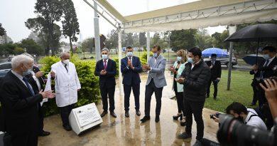 Quedó inaugurada la sede de Scholas Occurrentes en Córdoba