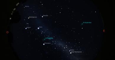 """(🔊 ) – Obsevatorio UTN: Mauricio Casalis explica la """"Guía para identificar estrellas en el cielo nocturno"""""""