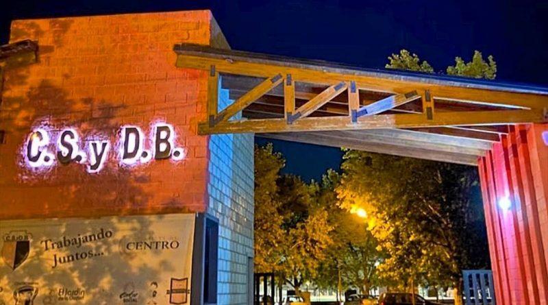 Centro inaugura vestuario y buffet en el Polideportivo