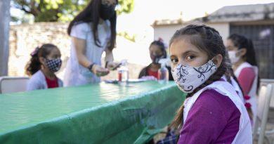 Actualizaron protocolo de actuación en las escuelas frente a la pandemia