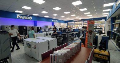 Pardo inauguró sucursal en Morteros