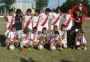"Alan Díaz, el jóven arquero de River juegó el ""Amistad 2011"""