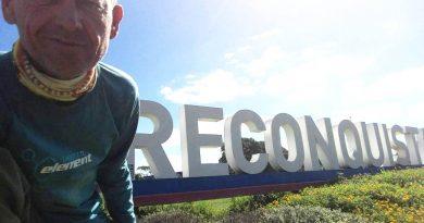 ( 🔊 ) – Travesía en Bicicleta: Diego Scianca recorrió 997 kilómetros en 7 días