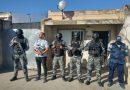 Secuestran arma y cocaína en allanamientos y detienen a hombre buscado por robo en Frontera y San Fsco