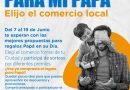 Centro Comercial adhiere a la promo «Para mi papá elijo el comercio local»