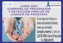En el mes del padre, Lalcec realiza «Campaña de Prevención del Cáncer de Prostata»