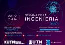UTN: Continúa la Semana de la Ingeniería 2021