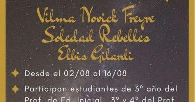 🔊 – El ISP da inicio a las Escrituras Colectivas – Explican Marisol Nuñez y Elvis Gilardi