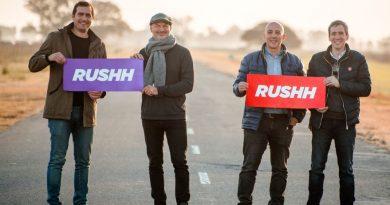 Rushh, el servicio para mandar encomiendas en el país a bajo costo