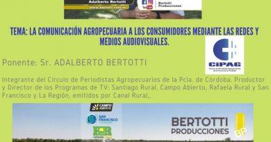 «La comunicación y el ambito agropecuario» – Ponencia este lunes en el I.A.S.  de Col. Vignaud