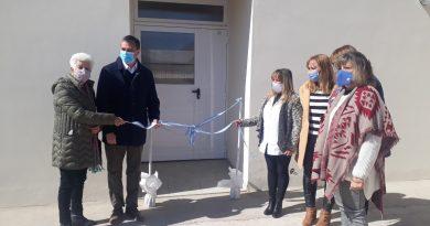 Escuela Manuel Belgrano inauguró nuevas aulas en edificio «Ejercito de Los Andes»