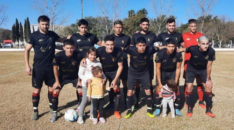 Fútbol: Centro adelanta el viernes con Sportivo Balnearia