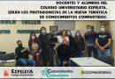 Ezpeleta expresa sus saberes en «Conocimientos Compartidos» de CoopMorteros