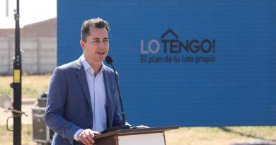 Manuel Calvo reiteró que Córdoba tiene un proyecto político agropecuario distinto al de la Nación
