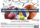 🔊 – Abren las inscripciones para el Diplomado en Comunicación y Periodismo Deportivo