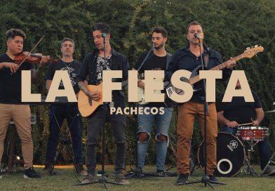 🔊 – Pachecos presentan «La Fiesta» – «La música ha sido creada para compartir y disfrutar con amigos»