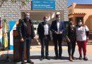 🔊 – Gigena Parker inauguró  el Centro Asistencial de las Adicciones Brinkmann