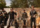 Marcos Gómez y los del Swing actuaron en la «Holi Colors» en Seeber