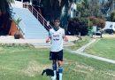 Bautista Scotta ya entrena en el predio de Ezeiza con la Selección Argentina Sub 17
