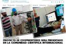 TransformaciónDigital Proyecto de CoopMorteros será presentado en la comunidad científica internacional
