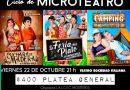 Ciclo de MicroTeatro este viernes en Morteros