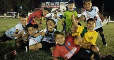 El «Amistad Solidario» reunió a unos 250 chicos
