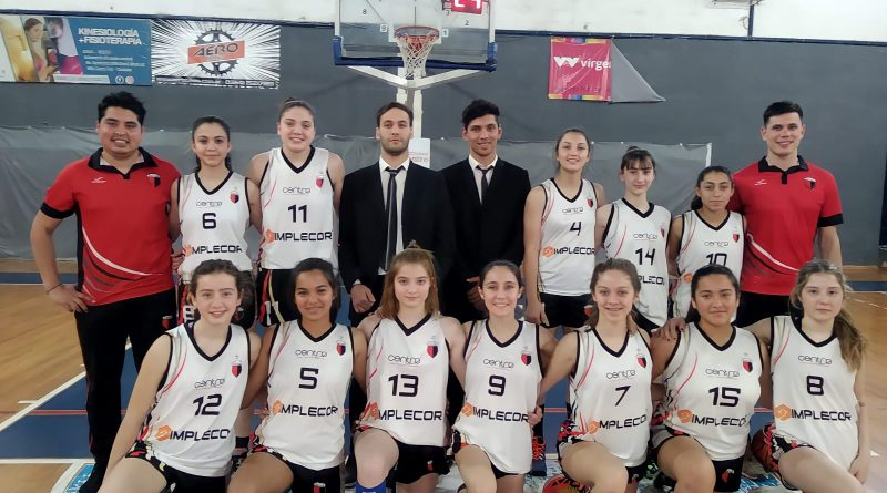 Básquet Femenino: Las chicas de Centro a la final del  Provincial U15