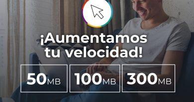 CoopBrinkmann aumenta las velocidades de internet