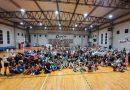 Centro reunió a las familias del colegio y el deporte